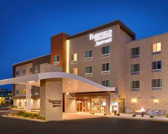 Fairfield Inn & Suites by Marriott Salt Lake City Midvale - Midvale - Gebäude