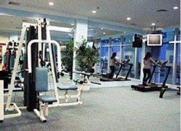 廈門國際會展酒店 - 廈門 - 健身房
