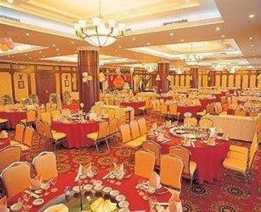 Xiamen International Seaside Hotel - Xiamen - Sala de banquetes