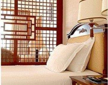 Xiamen International Seaside Hotel - Xiamen - Bedroom