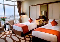 Bayat By Cristal Hotel - Khamis Mushait - Bedroom