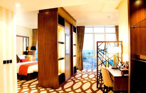 Bayat By Cristal Hotel - Khamis Mushait - Hallway
