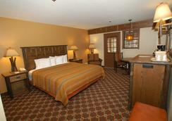 The Lodge at Bryce Canyon - Bryce - Bedroom