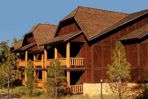 The Lodge at Bryce Canyon - Bryce - Building