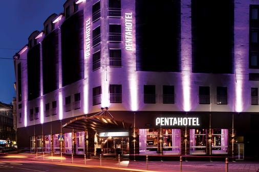 pentahotel Vienna - Vienna - Building