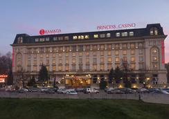 華美達特里蒙蒂姆公主酒店 - 普洛夫第夫 - 普羅夫迪夫 - 建築