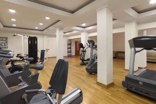 華美達特里蒙蒂姆公主酒店 - 普洛夫第夫 - 普羅夫迪夫 - 健身房