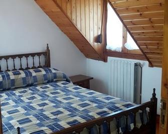Hostal Pallaruelo - Saravillo - Bedroom