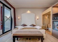 Hotel Oliveto - Desenzano del Garda - Slaapkamer