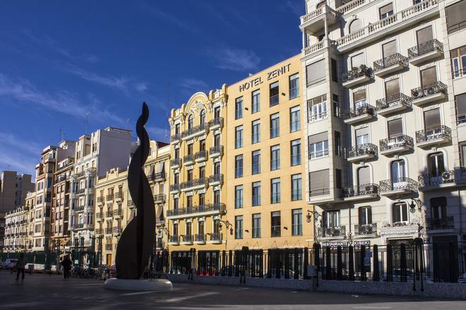 Zenit Valencia - Valencia - Building
