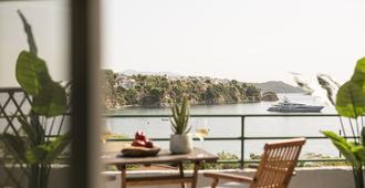 Tomato Beach Hotel - Scíathos - Balcón