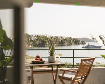 Tomato Beach Hotel - Skiathos - Balkon