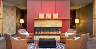 Sheraton Anchorage Hotel & Spa - אנקוראג' - טרקלין