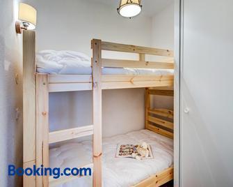 Vacancéole - Résidence Illixon - Bagnères-de-Luchon - Bedroom