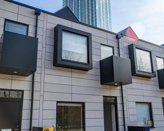 6 Springfield Lane - Manchester - Toà nhà