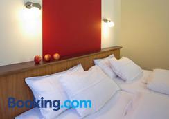 Hotel Deutsches Haus - Hammelburg - Bedroom