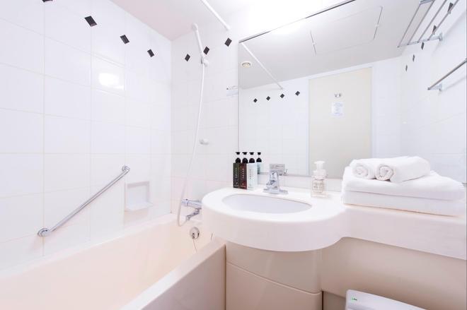 Hotel Villa Fontaine Tokyo-Hatchobori - Tokio - Baño