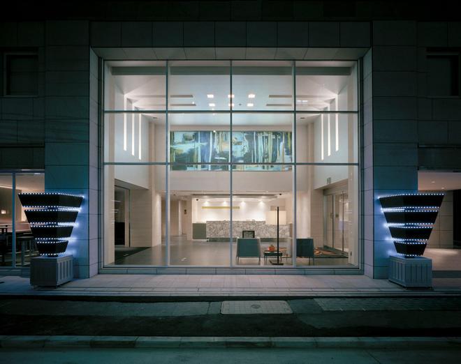 Hotel Villa Fontaine Tokyo-Hatchobori - Tokio - Edificio