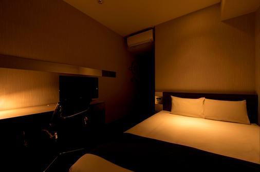 Hotel Villa Fontaine Tokyo-Hatchobori - Tokyo - Bedroom