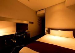 Hotel Villa Fontaine東京八丁堀 - 東京 - 臥室