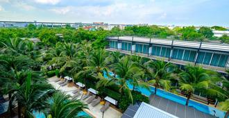 Aranta Airport Hotel - Bangkok - Outdoor view