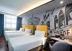 Geo Hotel Kuala Lumpur - Κουάλα Λουμπούρ - Κρεβατοκάμαρα