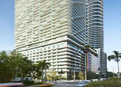 SLS Brickell - Miami - Building