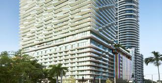 SLS Brickell - Miami - Edificio