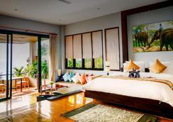 布吉阿亞拉卡馬拉渡假村 - 卡馬拉 - 卡馬拉海灘 - 臥室