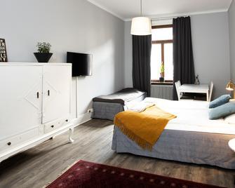 Systrar & Bönor Bed And Breakfast - Trelleborg - Ložnice