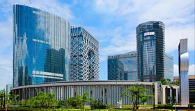 City Of Dreams - Nuwa Macau - Macao - Vista del exterior