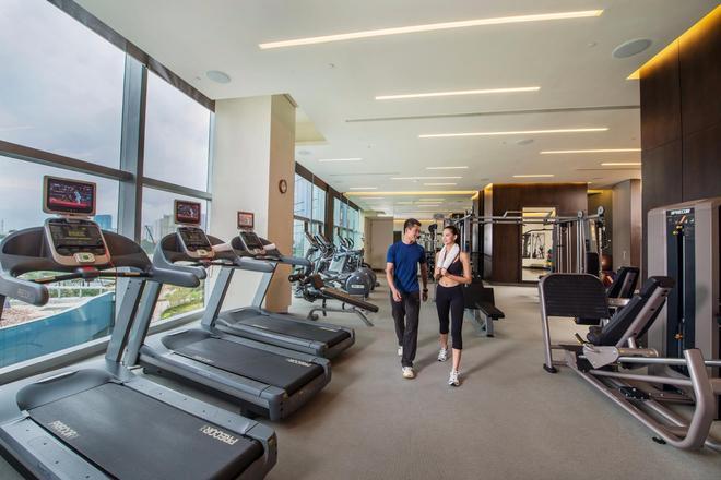 Crown Towers - Macau - Gym