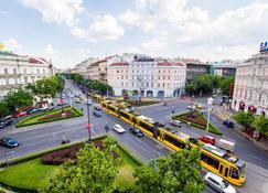 Avenue Hostel - Budapest - Outdoors view