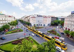 Avenue Hostel - Budapest - Vista esterna