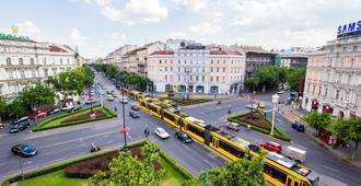 أفينيو هوستل - بودابست - المظهر الخارجي