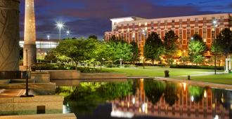 Embassy Suites Atlanta At Centennial Olympic Park - Atlanta - Rakennus
