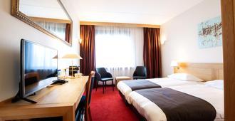Bastion Hotel Groningen - Groninga - Camera da letto