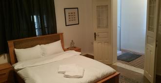 Eden Hotel - Haifa - Phòng ngủ