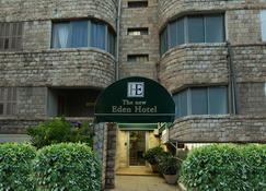 Eden Hotel - Haifa - Rakennus