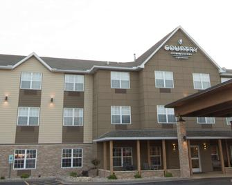 Country Inn & Suites by Radisson Moline Airport - Moline - Bâtiment