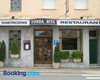 Fonda Rita - Sant Hilari Sacalm - Building