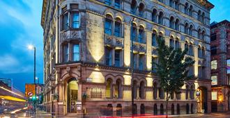 Townhouse Hotel Manchester - Manchester - Byggnad