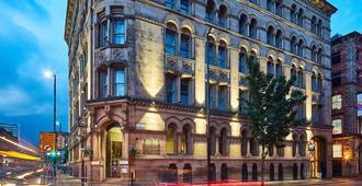 Townhouse Hotel Manchester - מנצ'סטר - בניין
