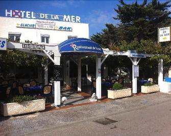 Hôtel De La Mer - Le Barcarès - Building