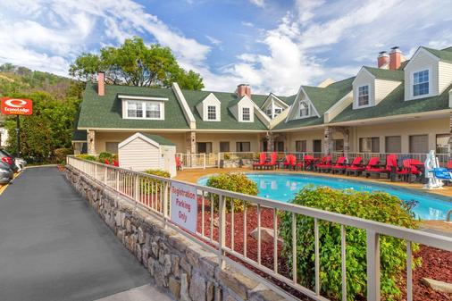 Econo Lodge Inn & Suites at the Convention Center - Gatlinburg - Κτίριο
