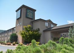 Smoky Mountain Inn & Suites - Cherokee - Byggnad