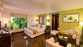 Quality Inn Gurgaon - Gurugram - Bedroom