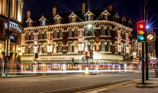 Cosmopolitan Hotel - Leeds - Building