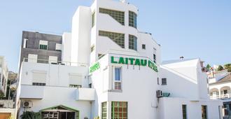 Hotel Laitau - Setúbal - Edificio