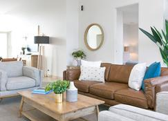 Sullivans Cove Apartments - Hobart - Sala de estar